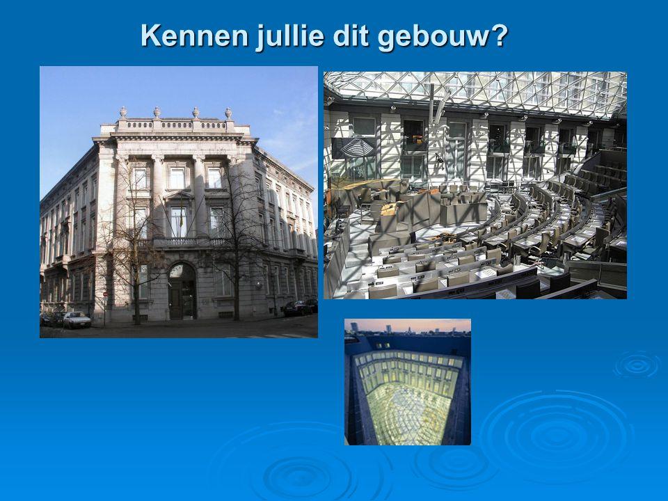 Kennen jullie dit gebouw