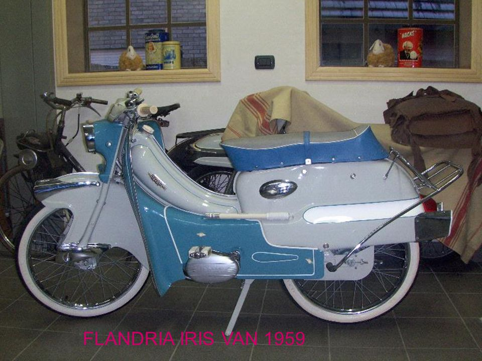 FLANDRIA IRIS VAN 1959