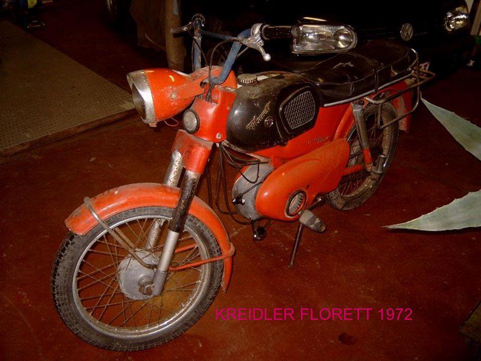 KREIDLER FLORETT 1972