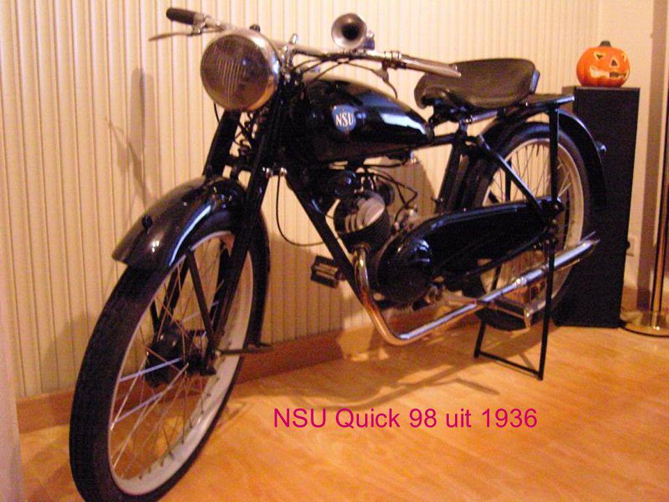 NSU Quick 98 uit 1936