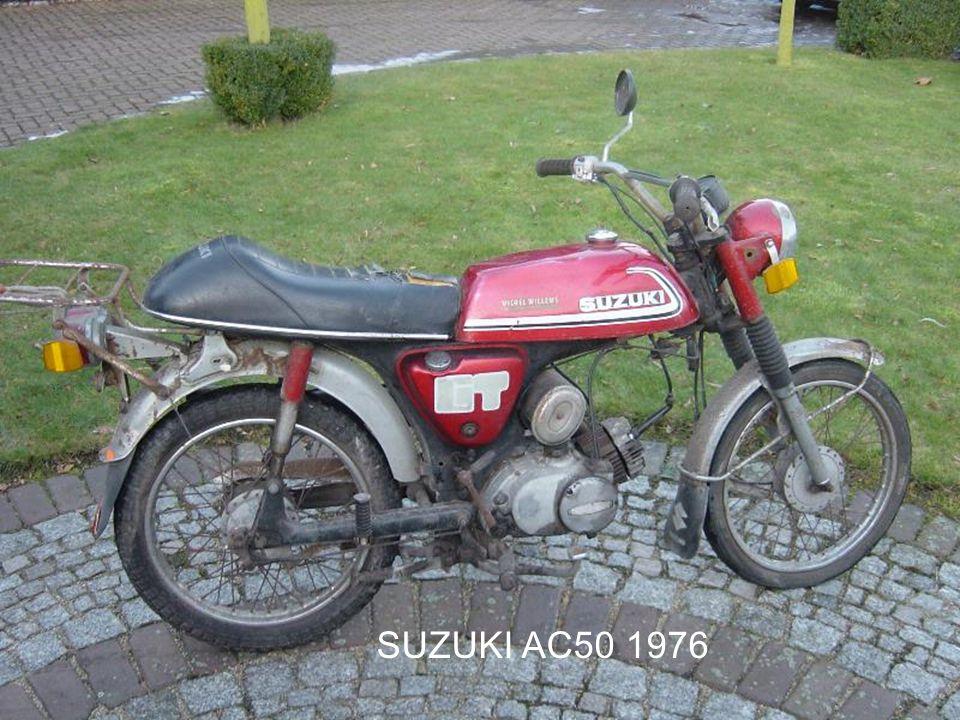 SUZUKI AC50 1976