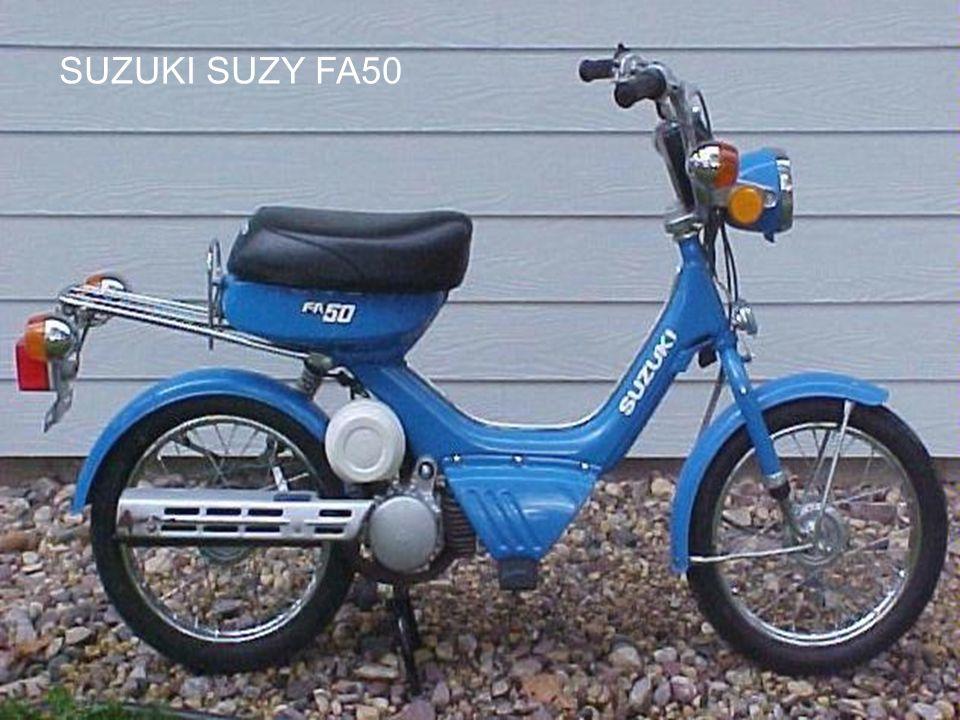 SUZUKI SUZY FA50