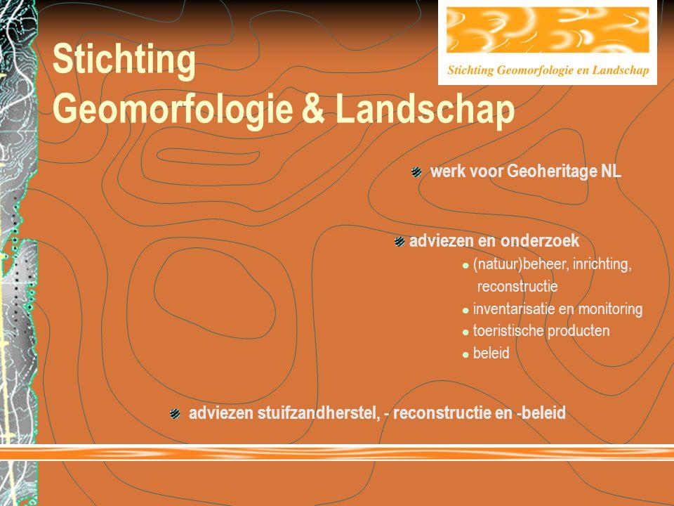 Stichting Geomorfologie & Landschap