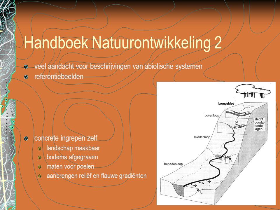 Handboek Natuurontwikkeling 2