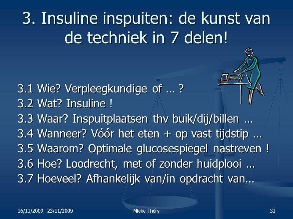 3. Insuline inspuiten: de kunst van de techniek in 7 delen!