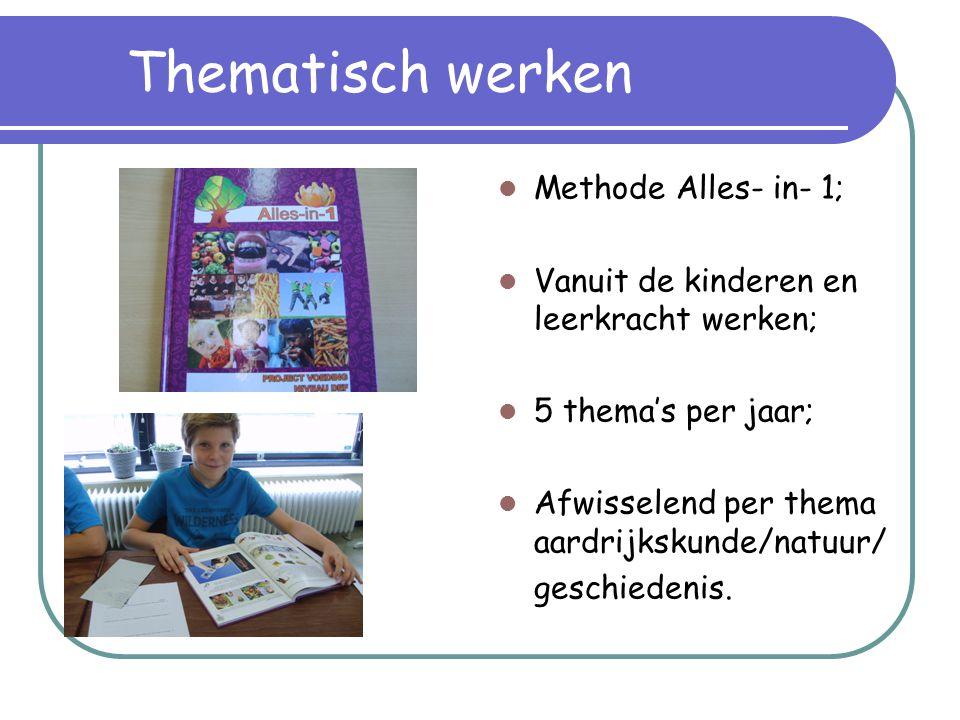 Thematisch werken Methode Alles- in- 1;