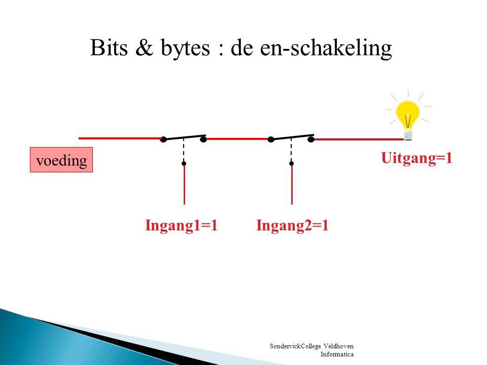 Bits & bytes : de en-schakeling