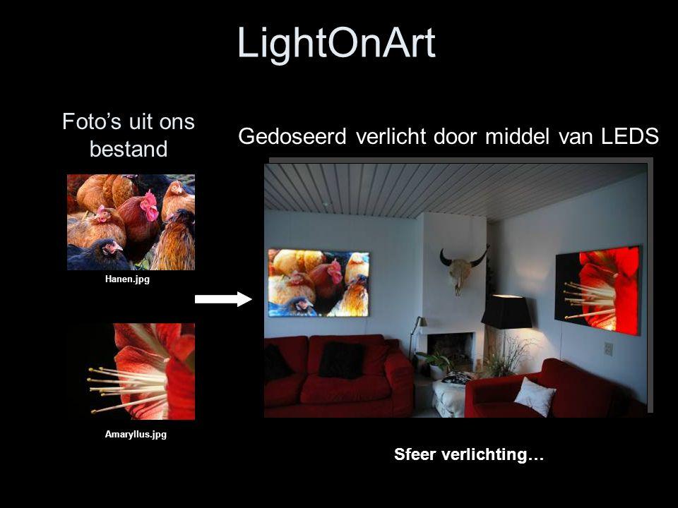 LightOnArt Foto's uit ons bestand