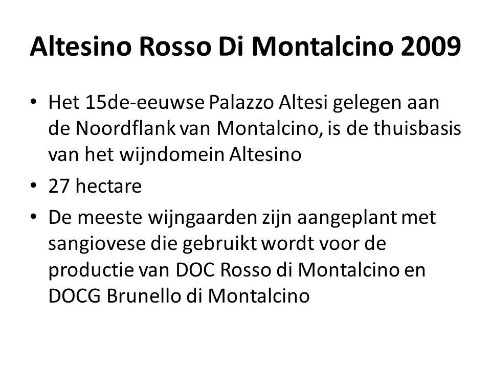 Altesino Rosso Di Montalcino 2009