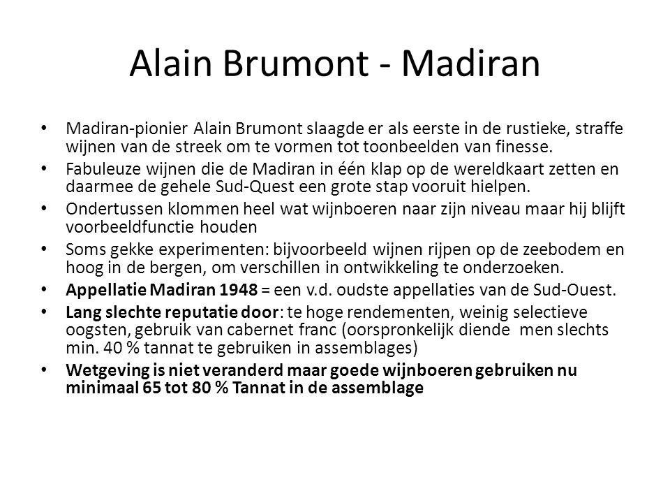 Alain Brumont - Madiran