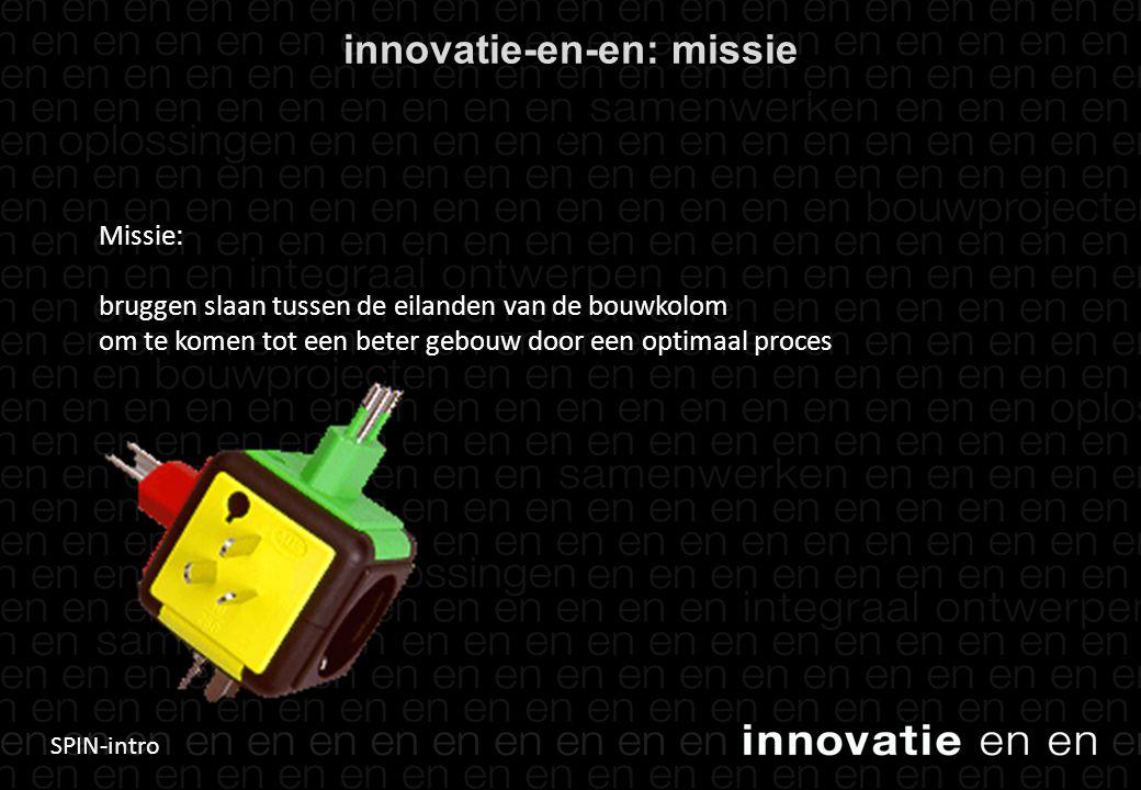 innovatie-en-en: missie