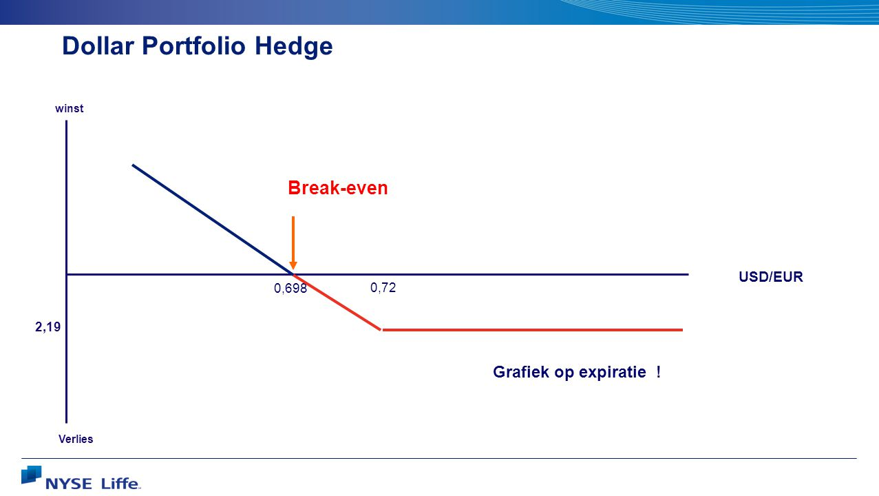 Dollar Portfolio Hedge