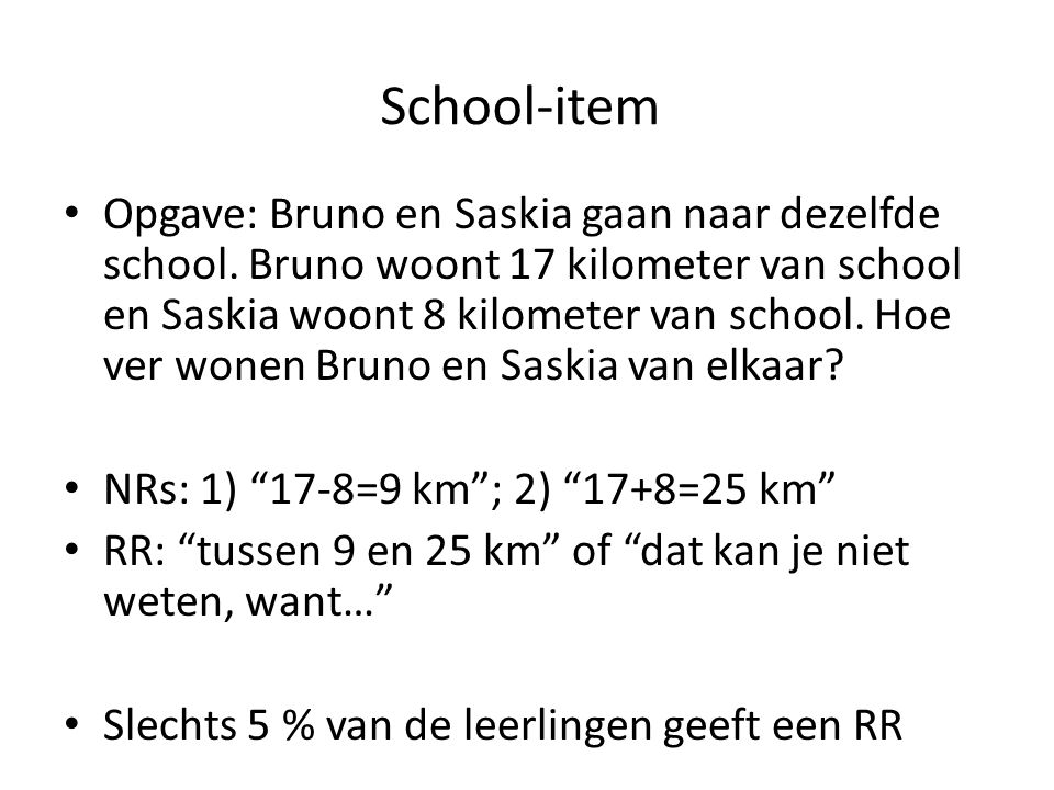 School-item