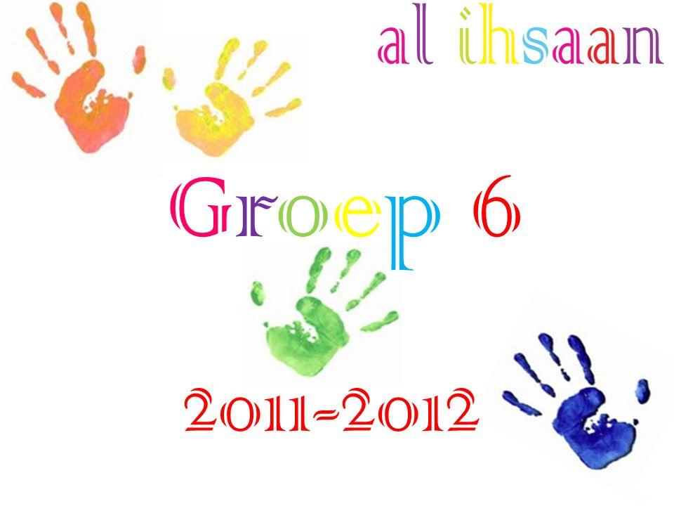 Groep 6 2011-2012