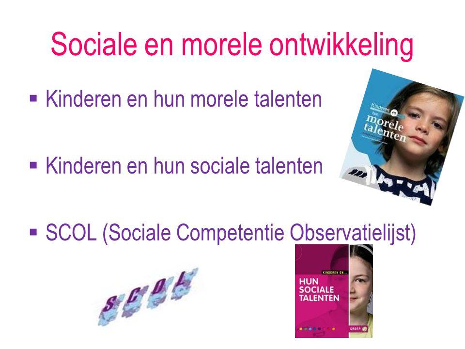 Sociale en morele ontwikkeling