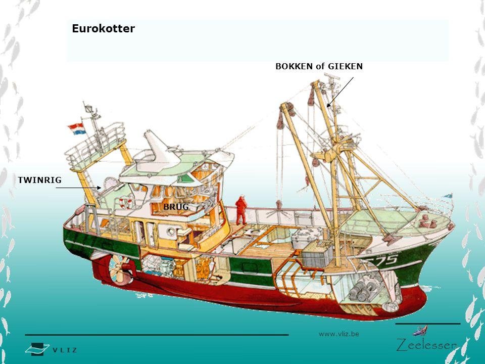 Eurokotter BOKKEN of GIEKEN TWINRIG BRUG