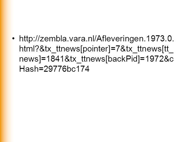 http://zembla. vara. nl/Afleveringen. 1973. html