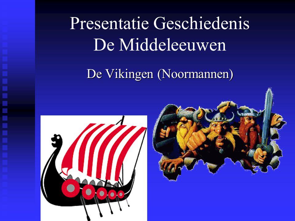 Presentatie Geschiedenis De Middeleeuwen