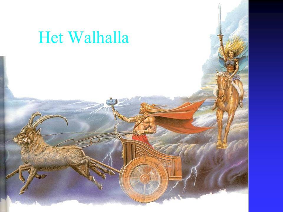 Het Walhalla Goden en Godinnen