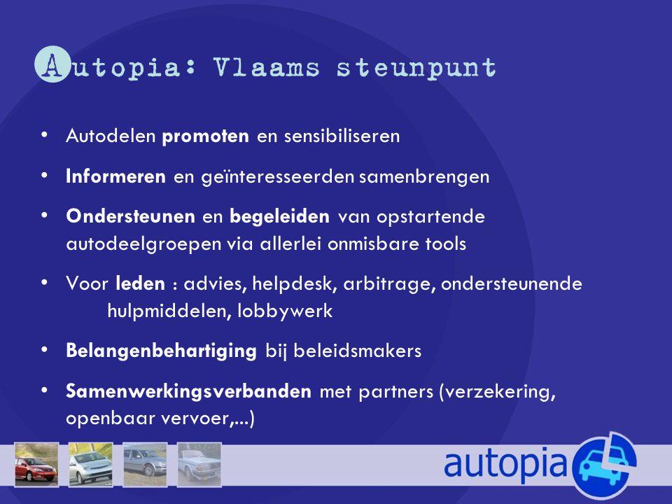 A utopia: Vlaams steunpunt