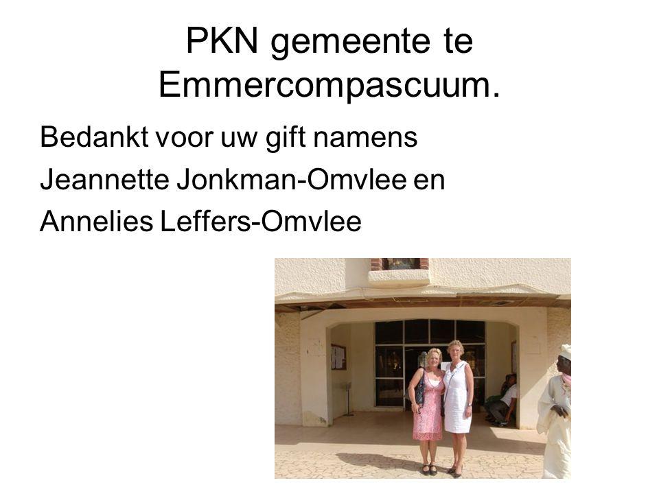 PKN gemeente te Emmercompascuum.