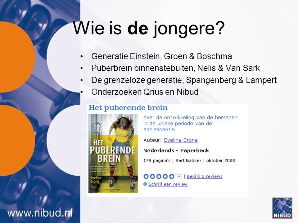 Wie is de jongere Generatie Einstein, Groen & Boschma