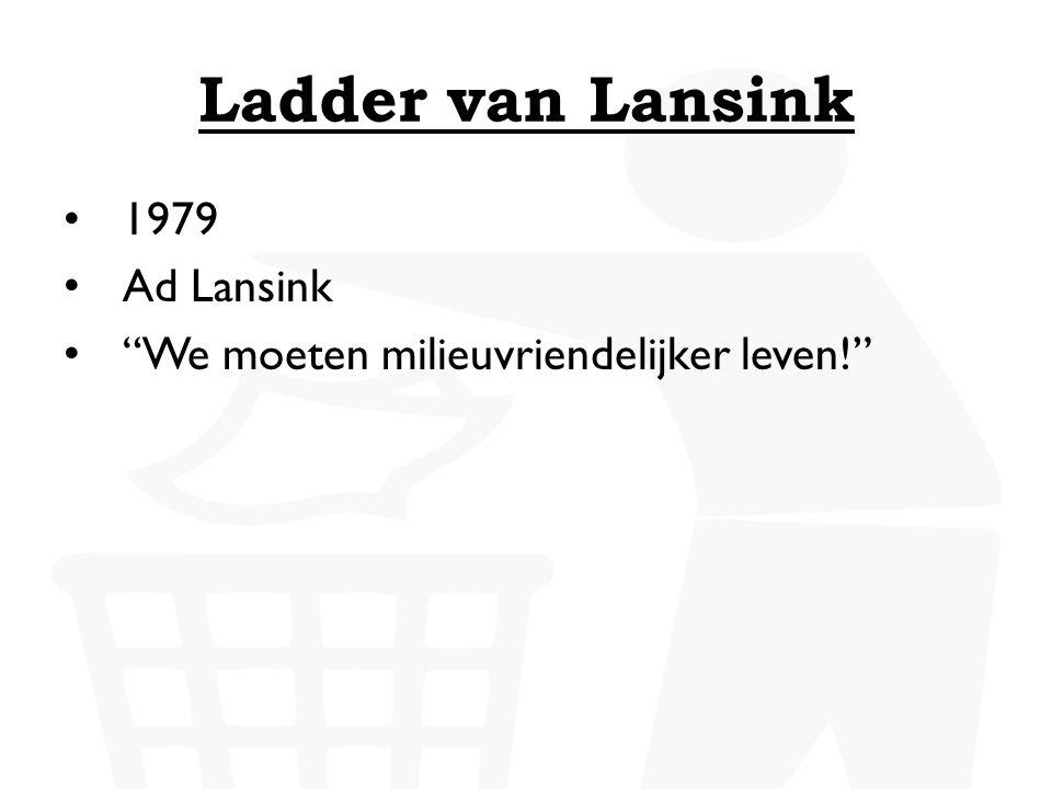 Ladder van Lansink 1979 Ad Lansink