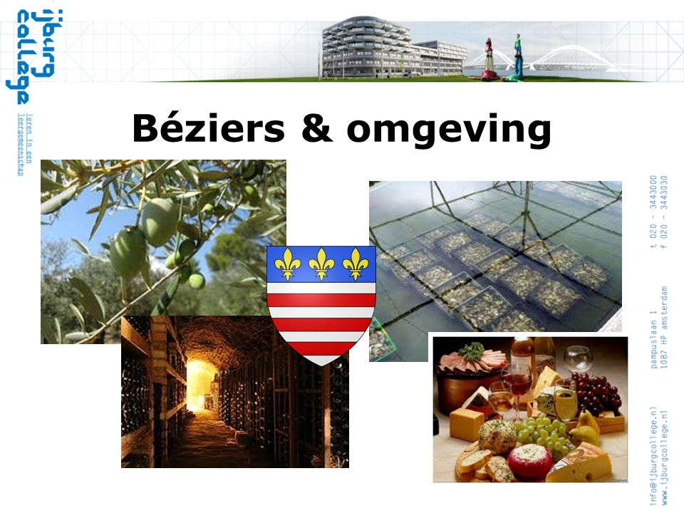 Béziers & omgeving