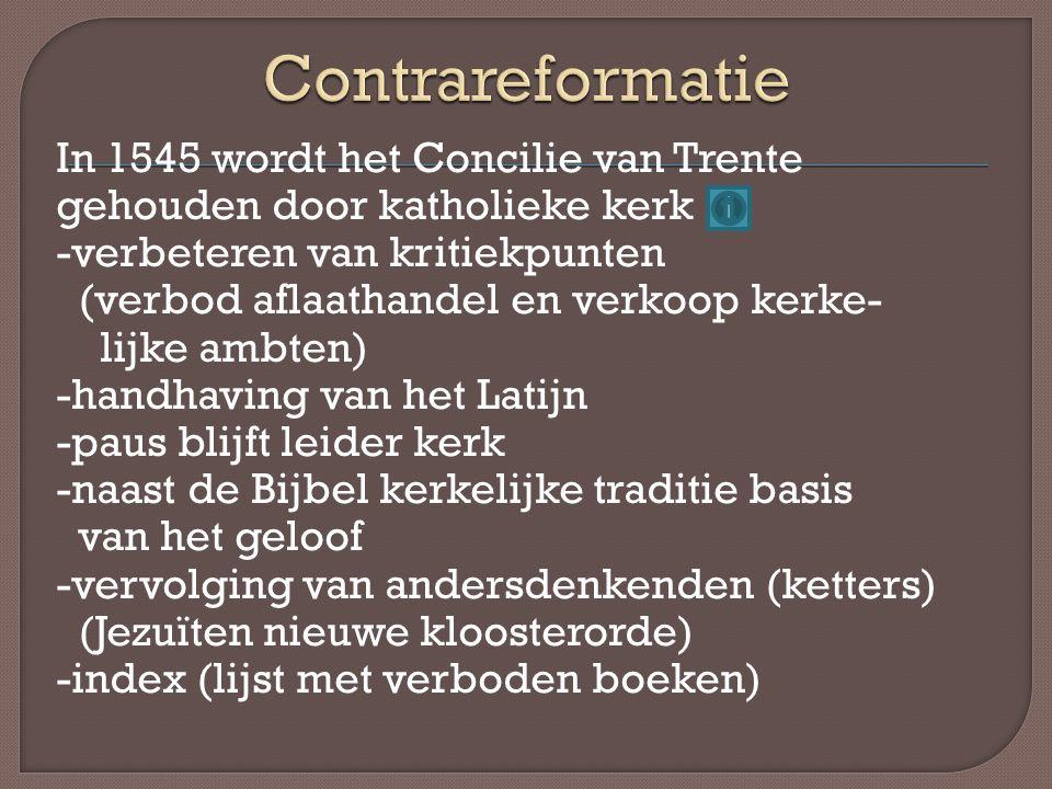 Contrareformatie