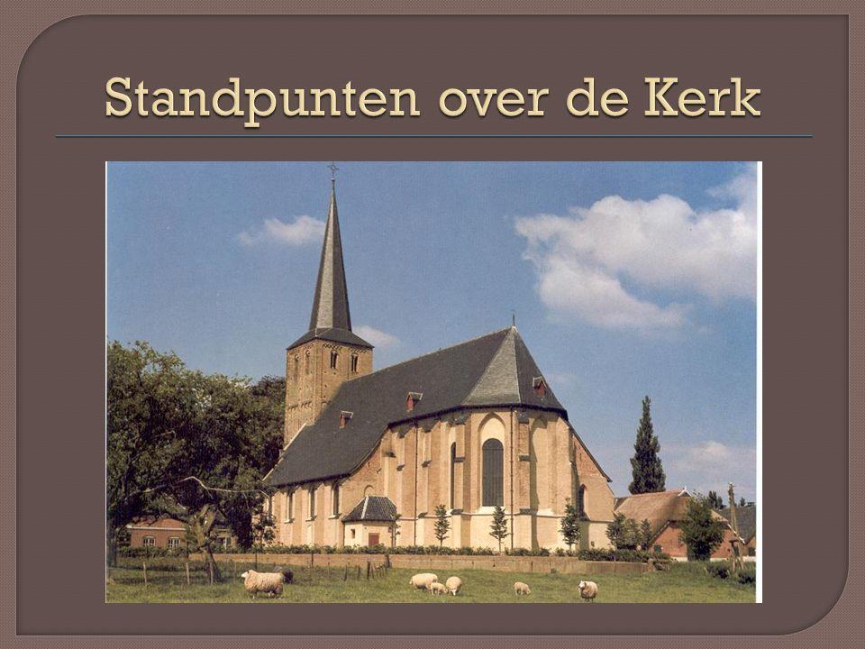 Standpunten over de Kerk