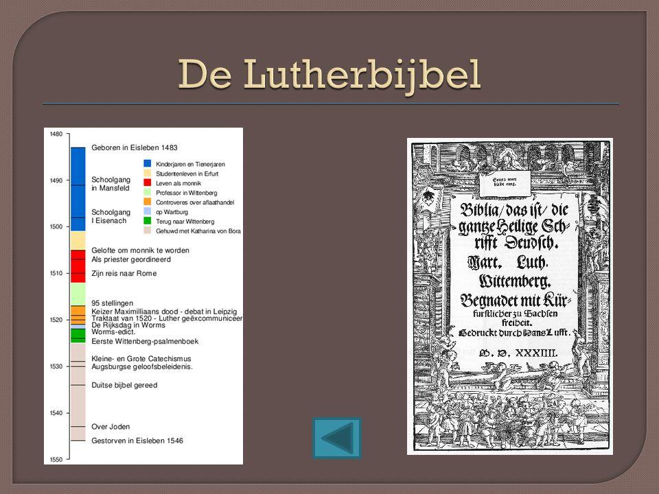 De Lutherbijbel