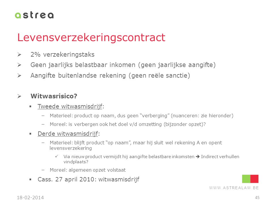 Levensverzekeringscontract