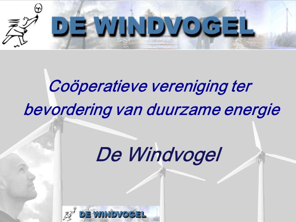 Coöperatieve vereniging ter bevordering van duurzame energie De Windvogel