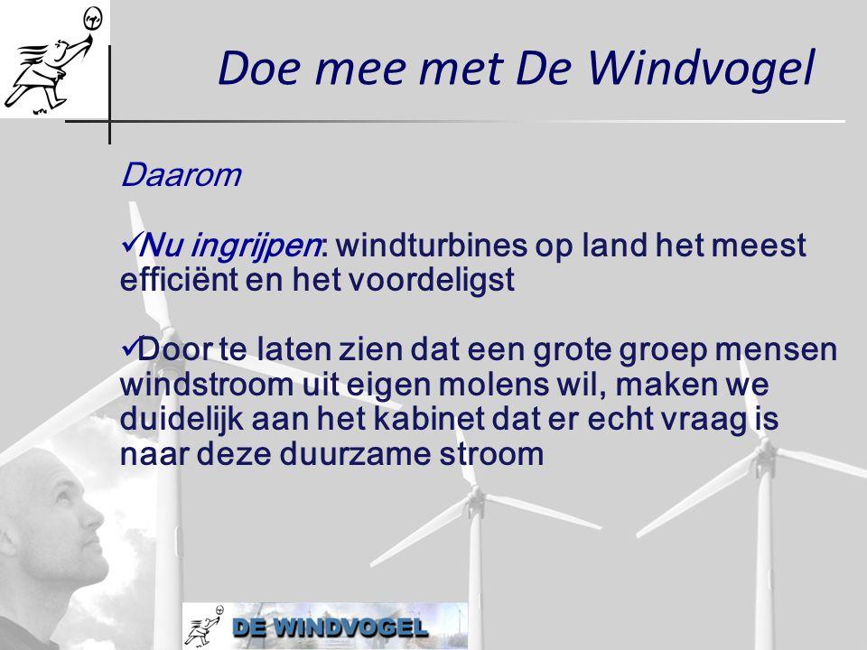 Doe mee met De Windvogel