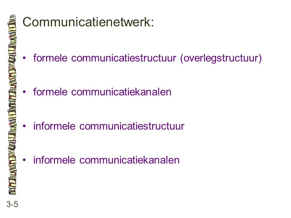 Communicatienetwerk: