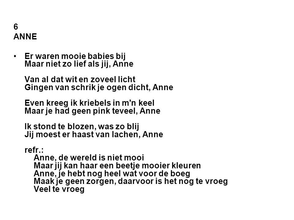 6 ANNE.