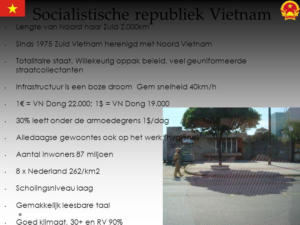 Socialistische republiek Vietnam