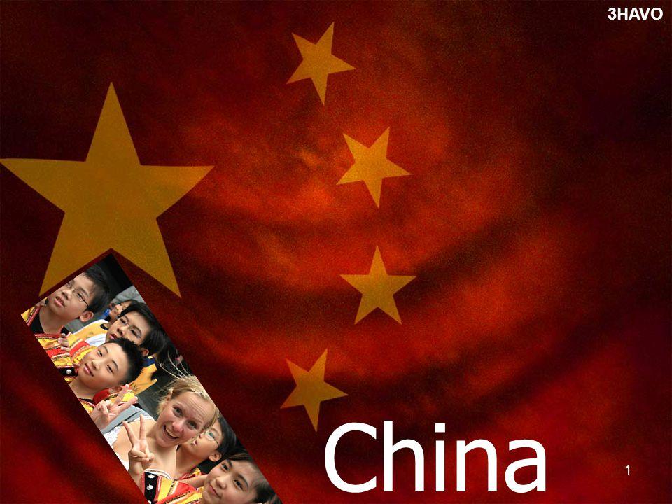 3HAVO China