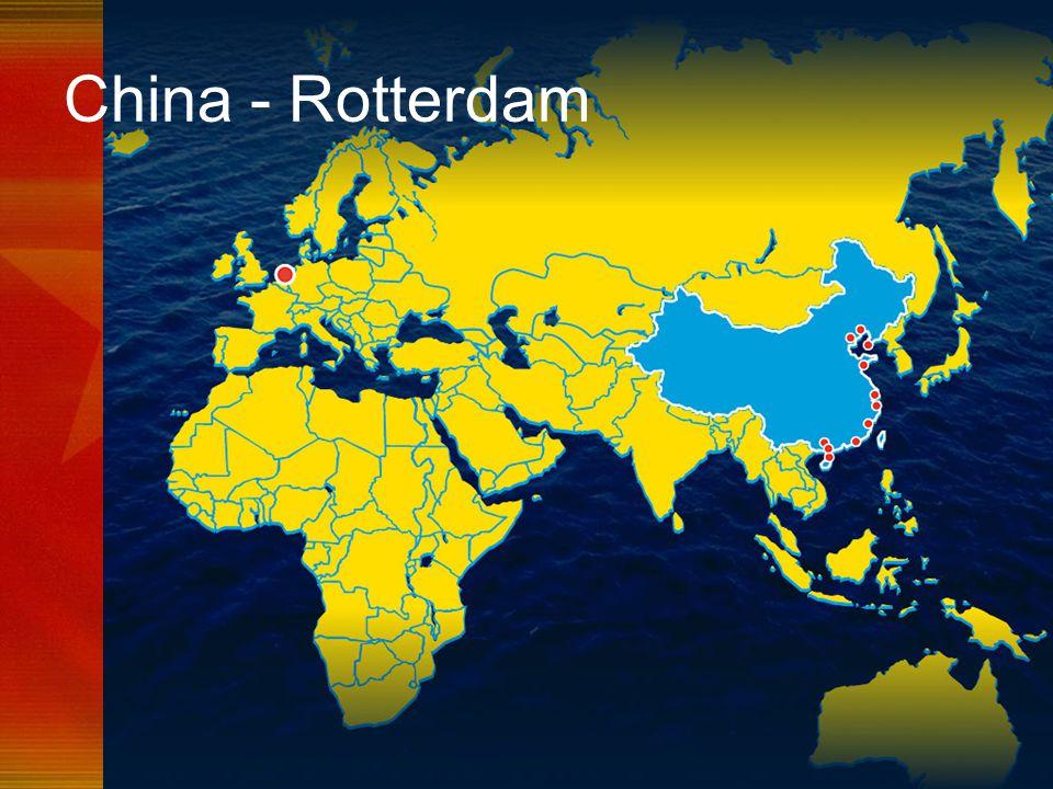 China - Rotterdam 02082005/H. du Mez