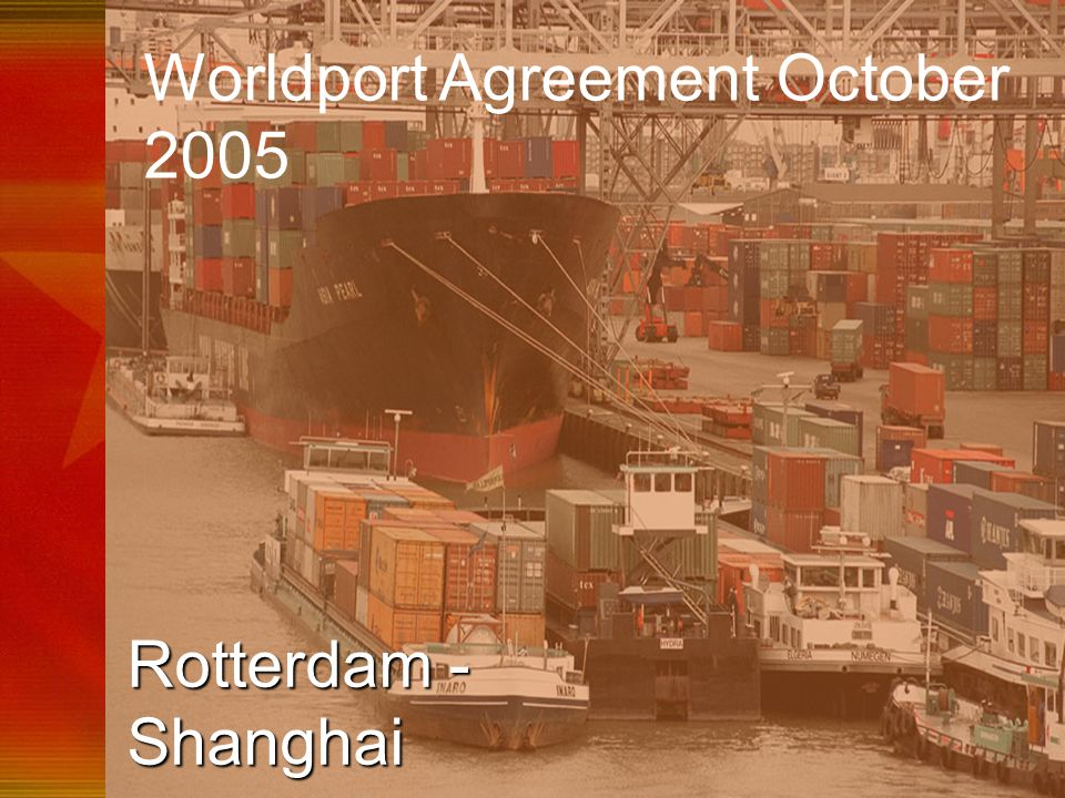 Worldport Agreement October 2005