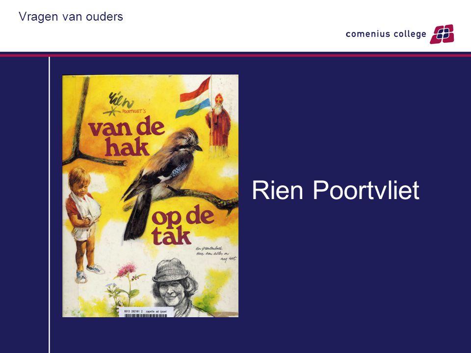Vragen van ouders Rien Poortvliet
