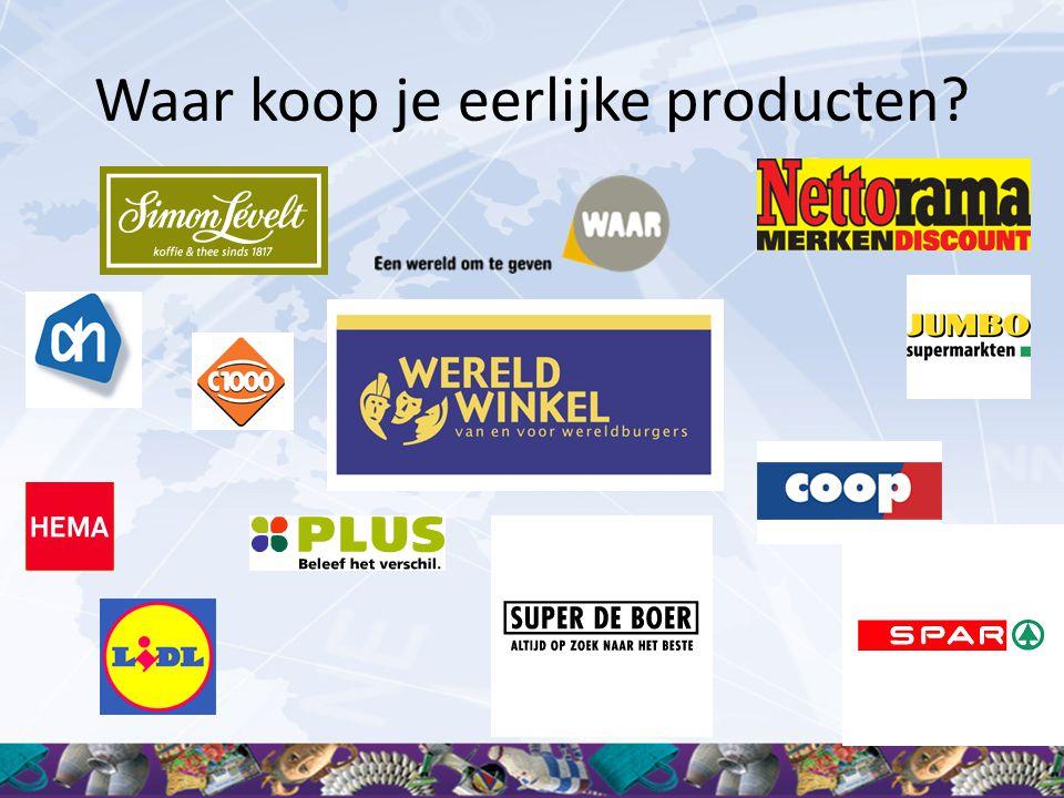Wereldwinkel en hivos samen sterk er voor eerlijke handel for Nep fruit waar te koop
