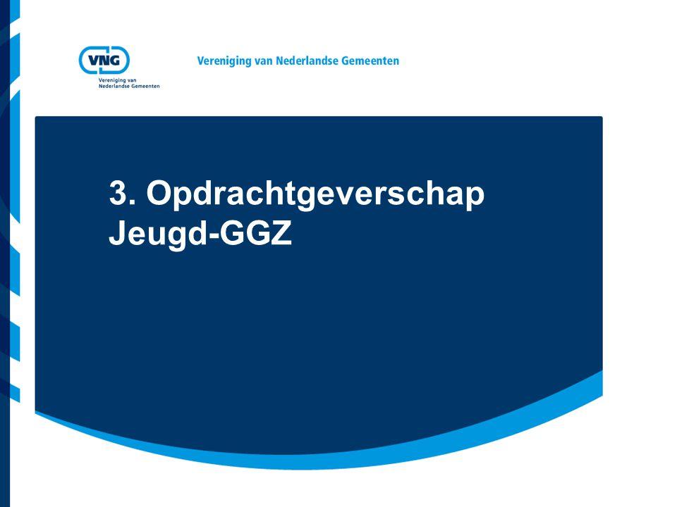 3. Opdrachtgeverschap Jeugd-GGZ