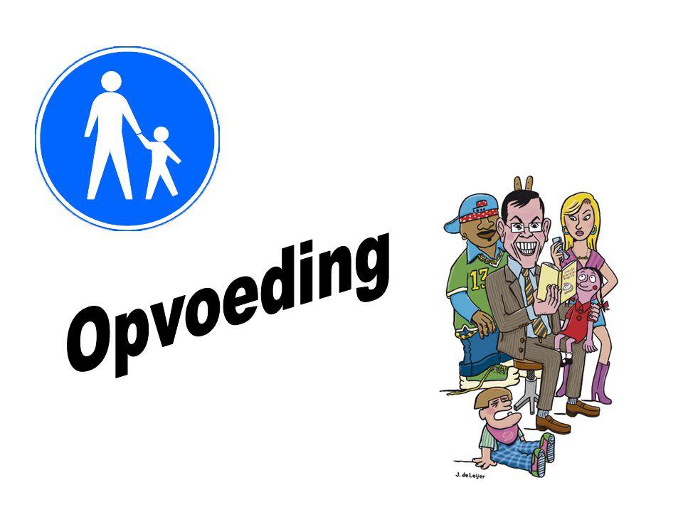 Opvoeding