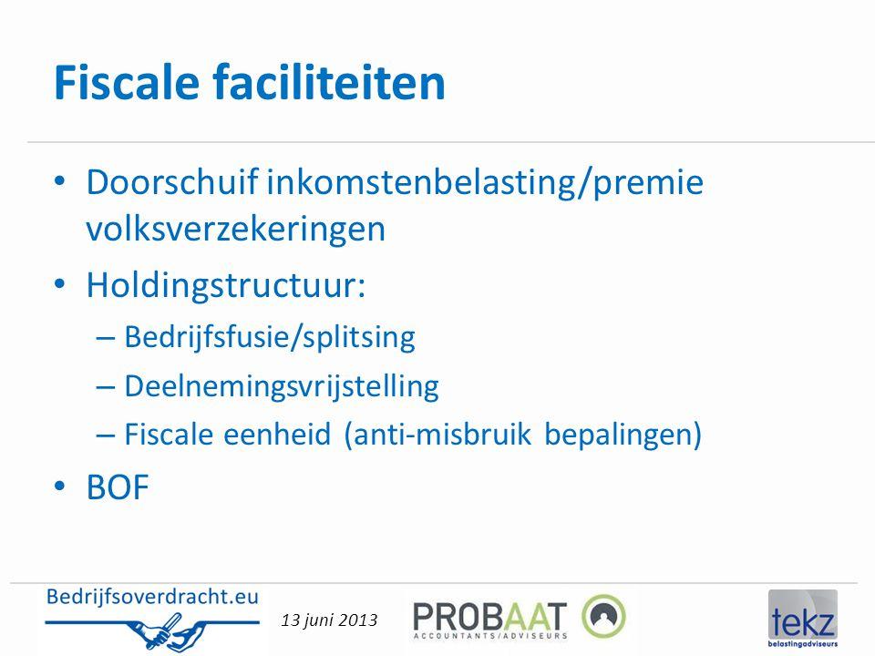 Workshop 'groeien door bedrijfsovernames'; en de fiscale ...