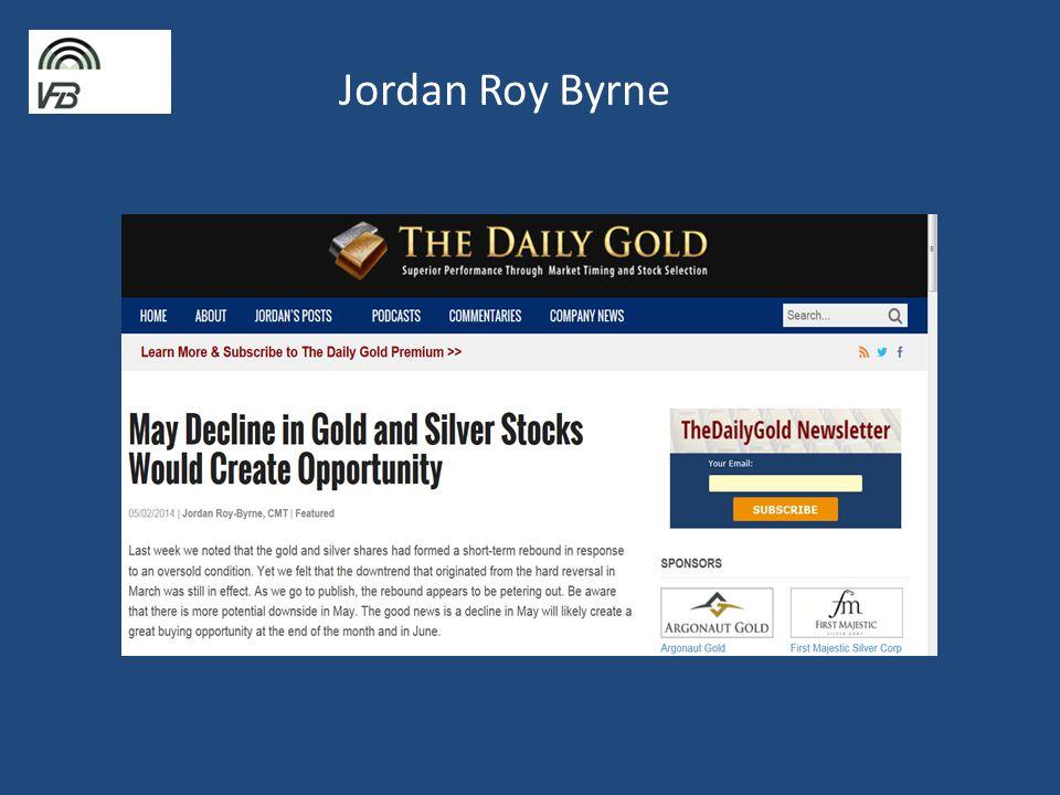 Jordan Roy Byrne