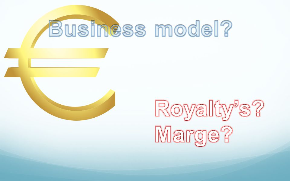 Business model Royalty's Marge