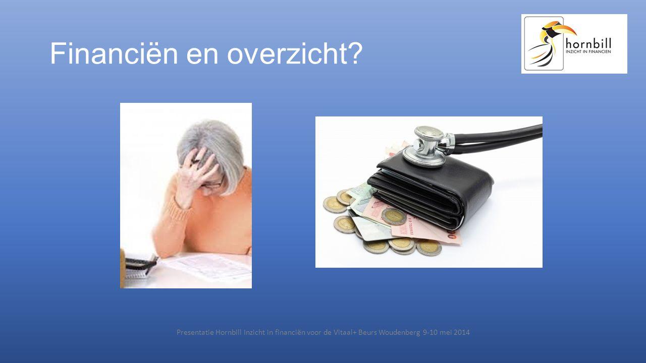 Financiën en overzicht