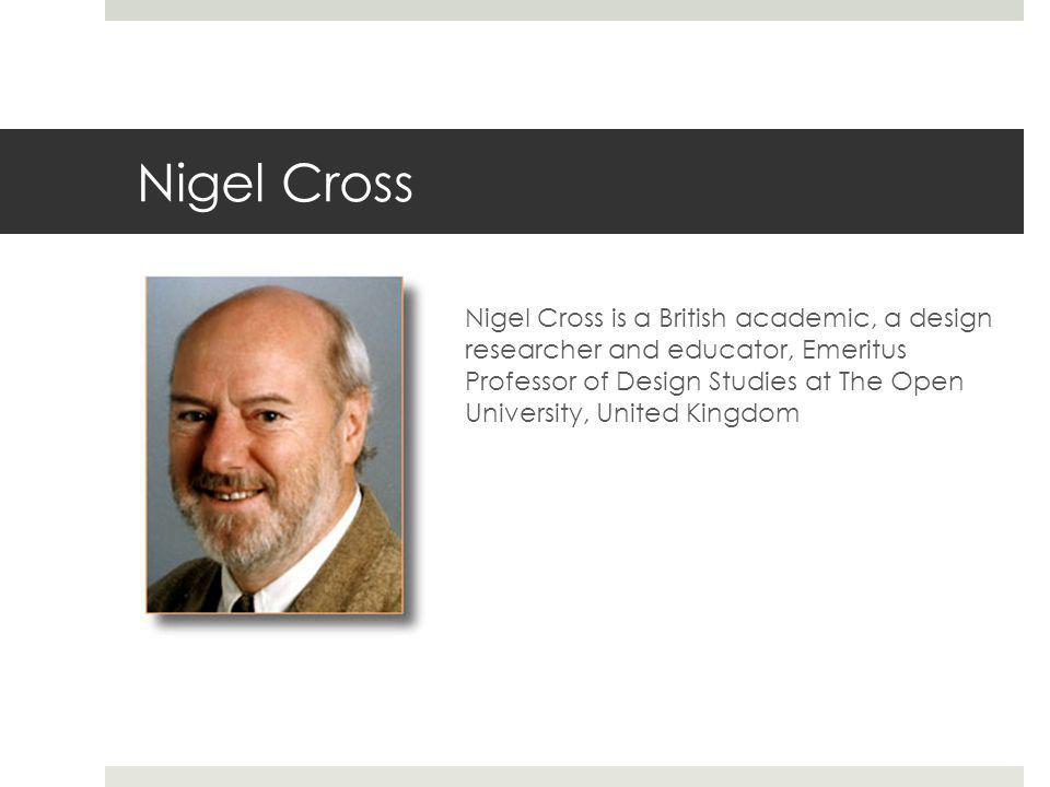 Nigel Cross