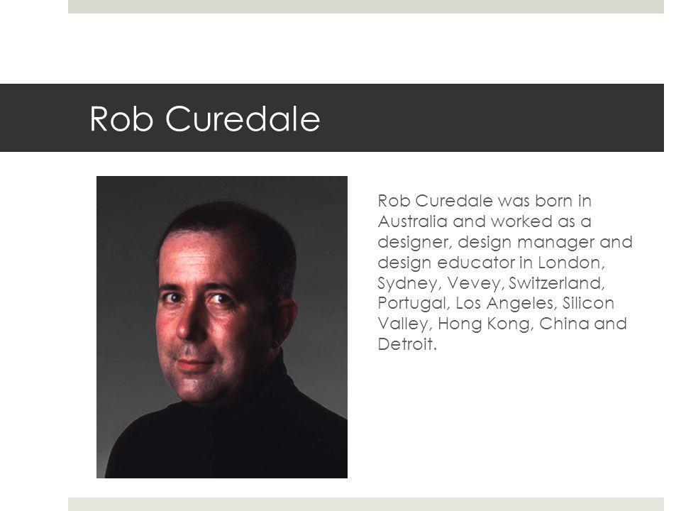 Rob Curedale